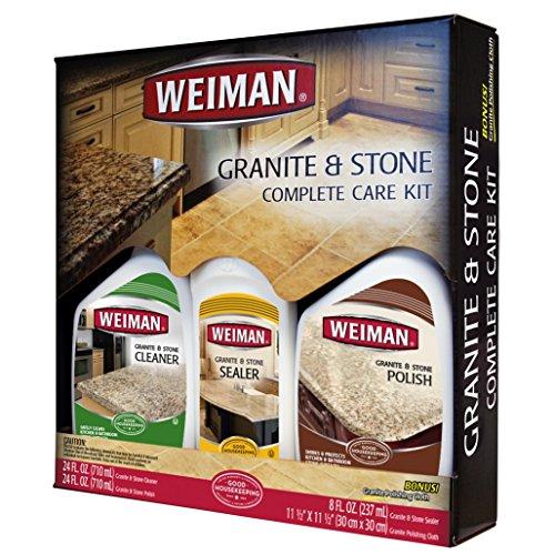 granite cleaner and sealer - 2