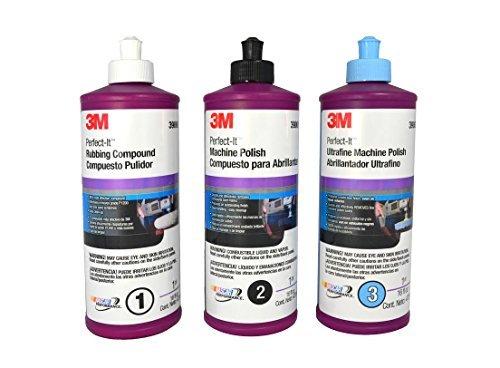 3M Perfect-It 16oz Buffing & Polishing Compound by 3M