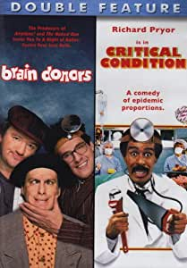 Brain Donors & Critical Condition [Import]