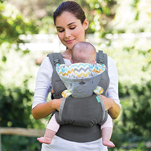 b025d0f02c9 Infantino Cuddle Up Ergonomic Hoodie Carrier