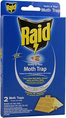 Raid PMOTH-RAID Pantry Moth Trap