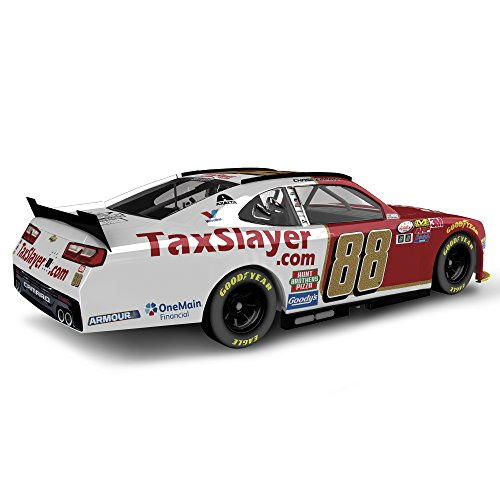Lionel Racing Chase Elliott #88 Taxslayer 2016 Xfinity Chevrolet Camaro NASCAR Diecast Car 1:64 Scale