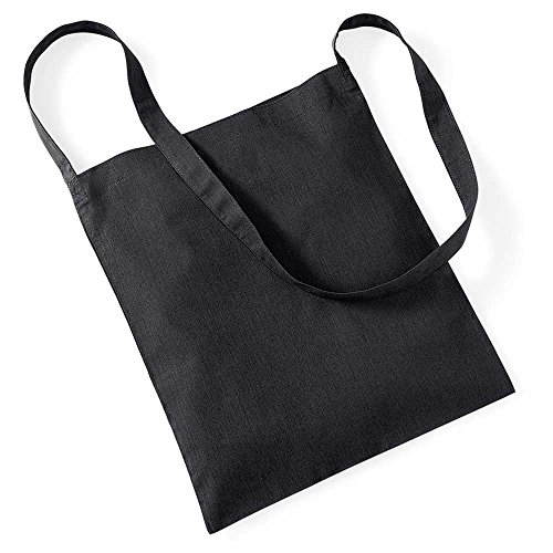 Colours Black Sling One Size Westford Ladies Promo Mill Bag Tote HqwEvg