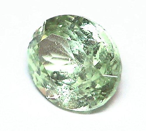 Quartz Gem Faceted Diamond - 8