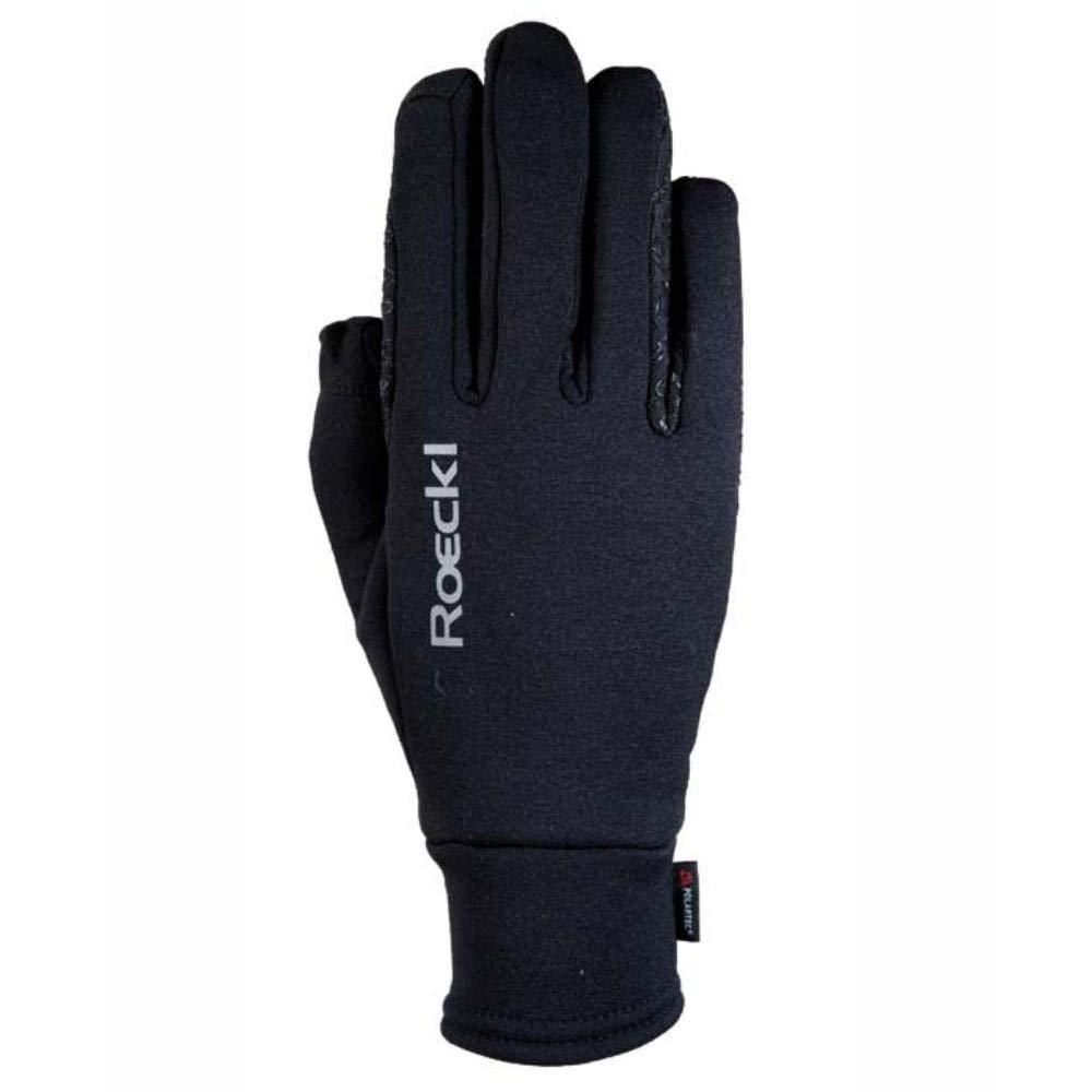 Roeckl – 冬Polartec Riding Gloves Weldon 10.5 ブラック B00OQI565G