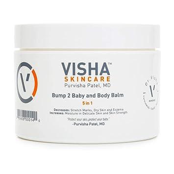 e1de07ab9be Amazon.com   Visha Skin Care Bump 2 Baby (10 oz)   Beauty