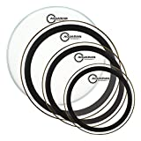 Aquarian Drumheads PF-A Performance II Tom Pack 10, 12, 14-inch