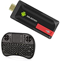 Susenstone® Smart TV Box MK809IV Quad Core Mini Android PC + 2.4G Wireless Air Mouse