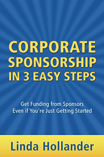 Corporate Sponsorship in 3 Easy Steps