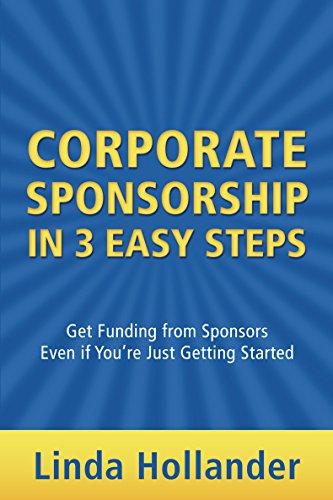 Corporate Sponsorship in 3 Easy Steps