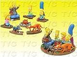 """Simpson Diorama Figure Collection Series 2 - 1"""" Figure Set (7/Set)"""