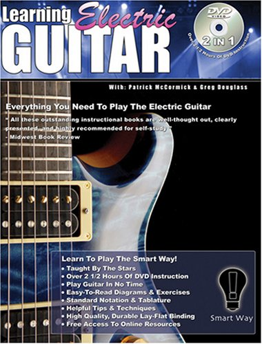 SW100 - Electric Guitar Lessons: Learn how to play Electric Guitar the Smart Way! (Icons of Rock (Smart Way))