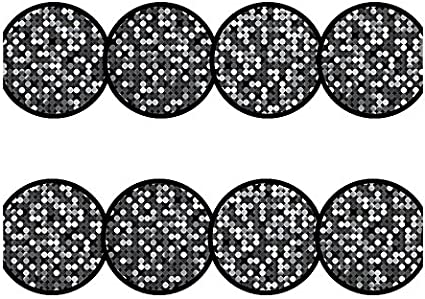 Hygloss Products Chocolate Chip Cookies Die-Cut Bulletin Board Border – Classroom Decoration – 3 x 36 Inch, 12 Pack