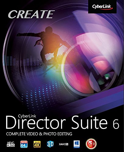 Director Suite 6 [PC Download] by CyberLink