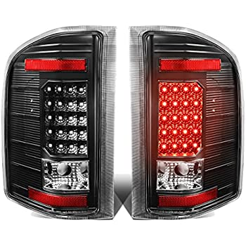 For Chevy Silverado 1500 2500 Driver Left Tail Light Assembly Dorman 1650753