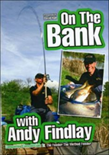 On The Bank - Conquering Commercials 1: The Feedr/The Method Feeder [DVD] by Andy Findlay