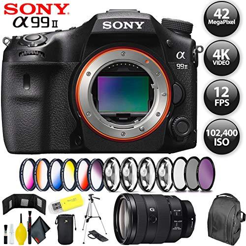 Sony Alpha a99 II DSLR Camera International Model + Sony FE 24-105mm Lens