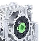 GUANG Worm Gear Speed Reducer, Nema23 80:1 Speed