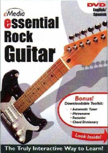 eMedia Essential Rock Guitar