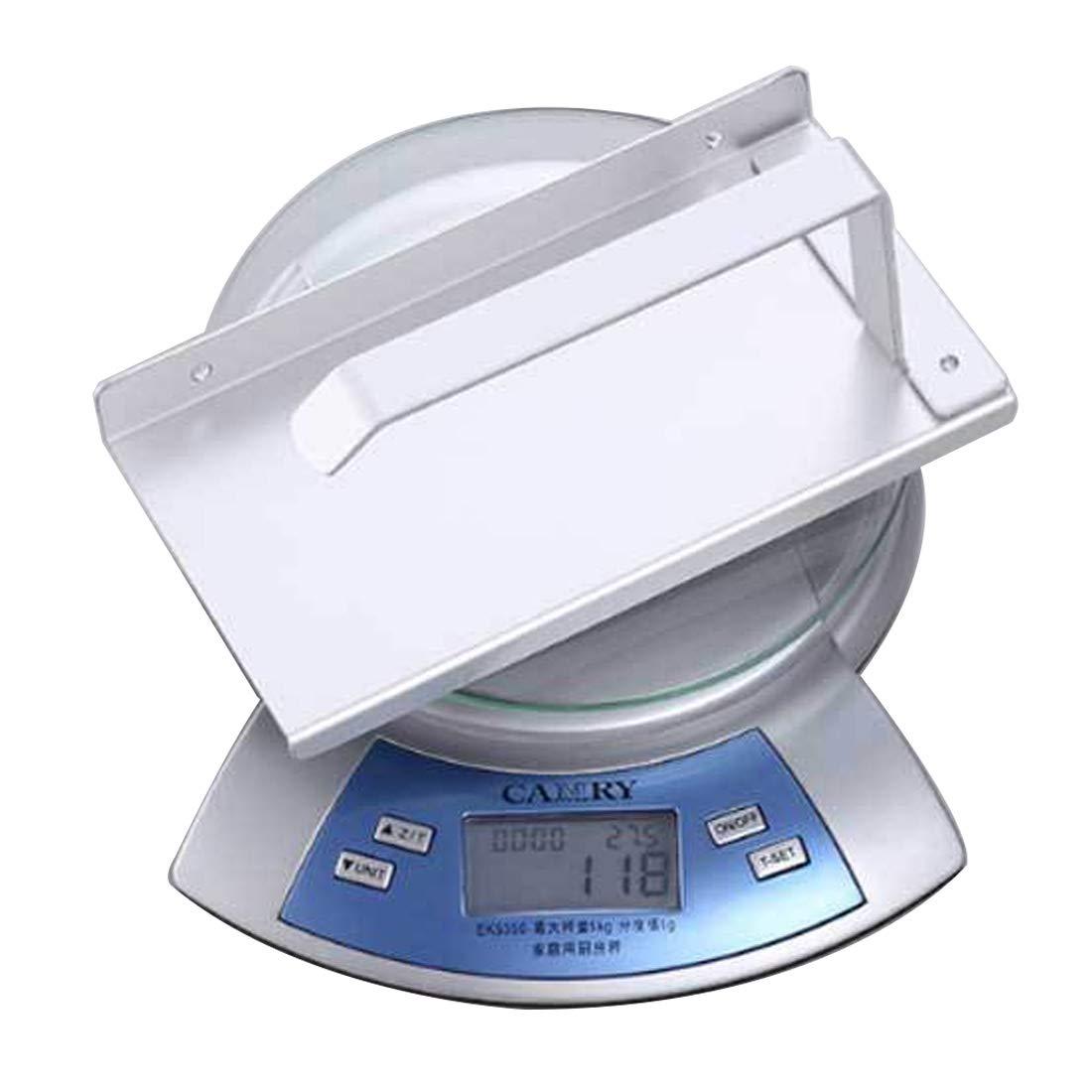 YOGINGO Distributeur de Papier hygi/énique pour Salle de Bain avec /étag/ère de Rangement pour t/él/éphone