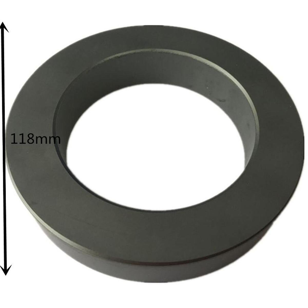 Hondark 1unit 118X80X22mm ultra large ferrite core for Transformer Choke Isolator or cord filter ferrite ring