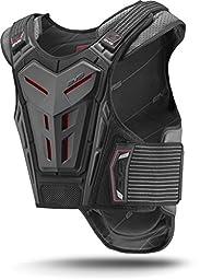 EVS Sports 512200-0113 Sport Vest (Black, Large/X-Large)