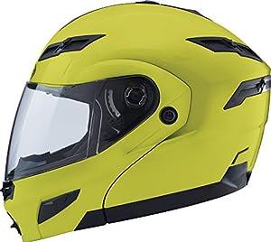 2. Gmax GM54 unisex-adult flip-up-helmet-style Motorcycle Street Helmet