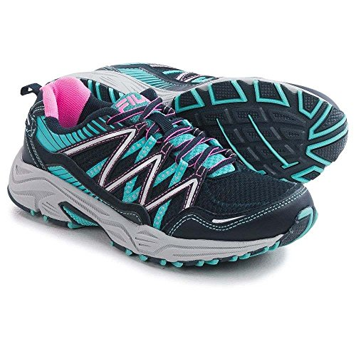 くつろぎ風アンカー(フィラ) Fila レディース ランニング?ウォーキング シューズ?靴 Headway 6 Trail Running Shoes [並行輸入品]