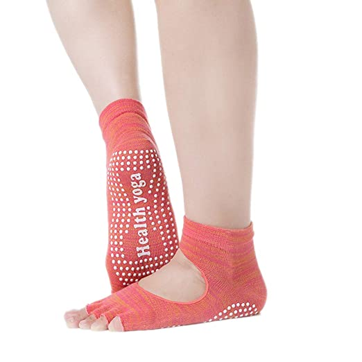 CAOLATOR.Calcetines de Cinco Dedos Yoga Pilates ...