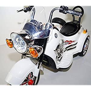 MOTORBIKE RIDE ON TOY CAR FOR KIDS 12 VOLTS BATTERY OPERATED. Cars4kidS