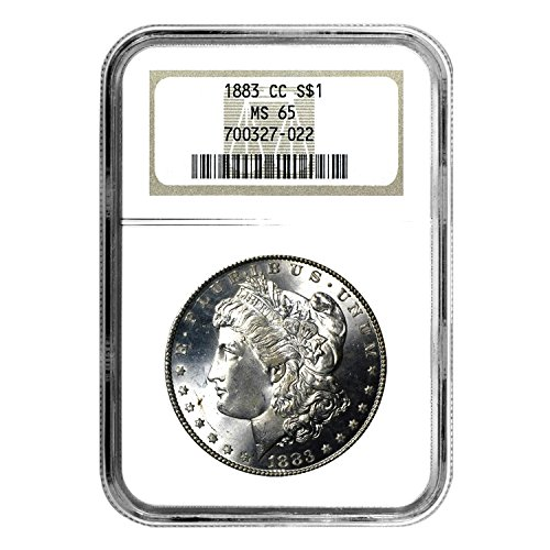 1883 CC Morgan Dollar $1 MS-65 NGC