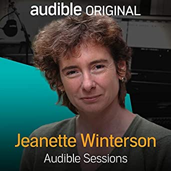 jeanette winterson audible sessions free exclusive interview