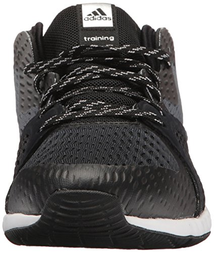 Adidas Performance Womens Crazytrain Pro W Cross Trainer Nero / Argento Metallizzato / Nero