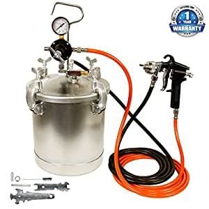 Paint Spraying Car With Ltr Compressor