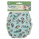 GroVia Hybrid Diaper Shell, Snap Shell, Adventure
