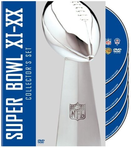 NFL Films Super Bowl Collection - Super Bowls XI-XX