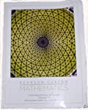 Pearson Custom Mathematics