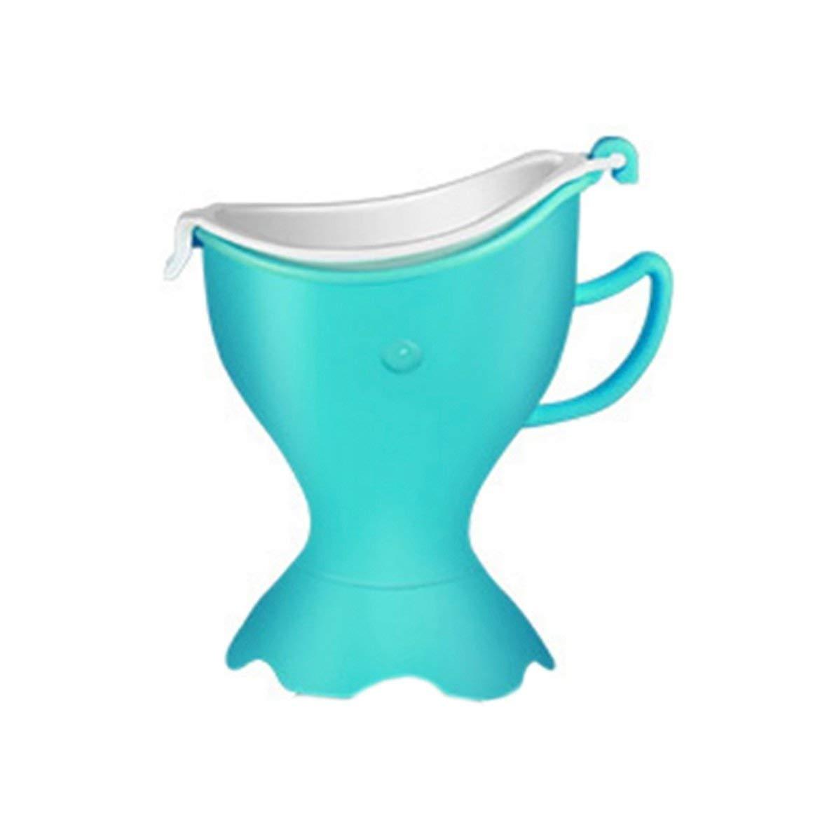 Funnyrunstore orinatoio portatile per bambini pratico vasino pipì campeggio auto toilette bambino unisex per uso domestico e viaggi non tossico non odore (colore: rosa)