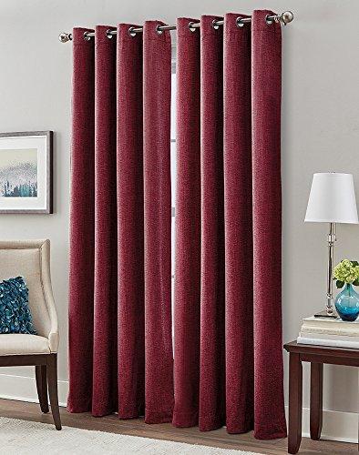 (Peri Home Majestic Chenille Curtain Panel 84