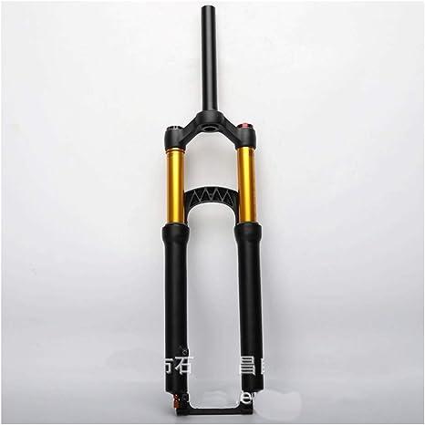 MZP MTB Horquilla Suspensión para Bicicleta 26 27.5 Pulgadas Doble ...
