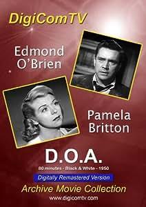 D.O.A. (Digitally Remastered Version) (1950)