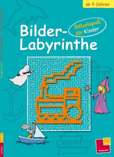 Bilder-Labyrinthe ab 9 Jahren
