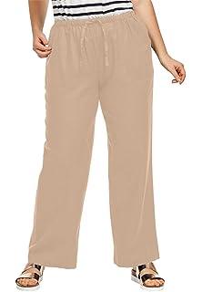 1a08ad9544d Ellos Women s Plus Size Stretch Twill Bike Shorts at Amazon Women s ...