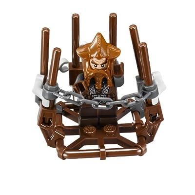 LEGO The Hobbit The Goblin King Battle: Toys & Games