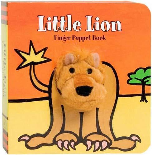 Little Lion: Finger Puppet Book (Little Finger Puppet Board Books) (Lion Finger Puppet)