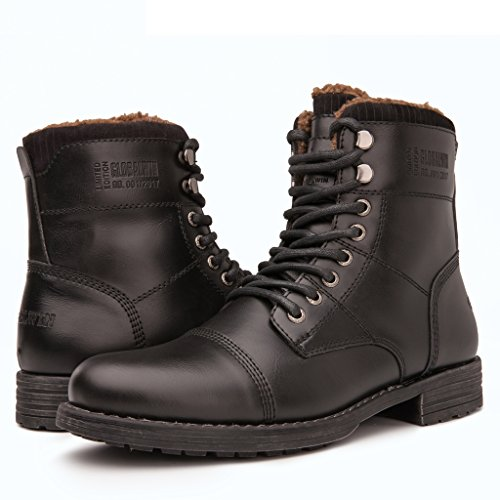 Mens Classic Winter Water Resistance Chukka Boot