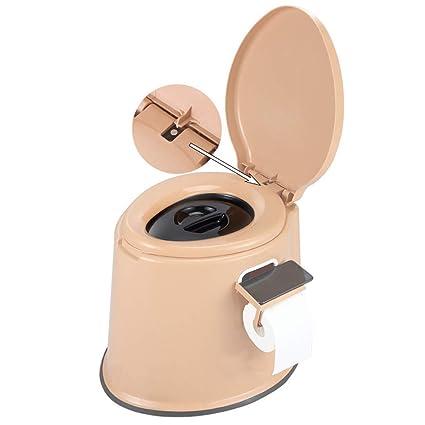 WURE Portátil portátil Antideslizante Anciano Mujer Embarazada Silla Adulto hogar baño