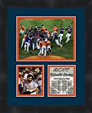 World Series Champions Houston Astros - 2017 MLB, 11 x 14 Matted Collage Framed Photos Ready to hang
