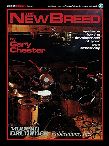 The New Breed Revision Audio Online [Gary Chester] (Tapa Blanda)