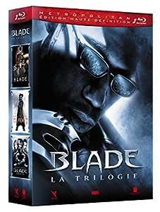 Blade : La trilogie [Francia] [DVD]: Amazon.es: Wesley Snipes ...
